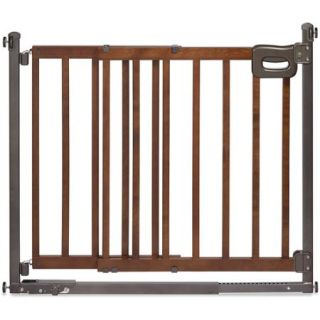 Summer Infant Step to Secure Wood Walk Thru Gate