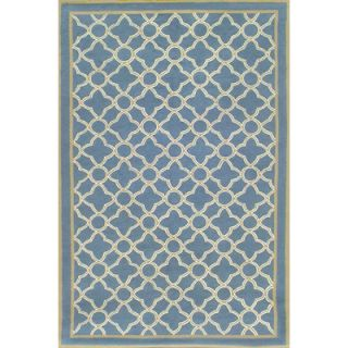 Duracord Sawgrass Mills Watermark Blue Rug