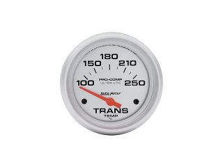 Auto Meter Ultra Lite Electric Transmission Temperature Gauge