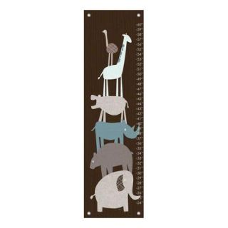 Oopsy Daisy Animal Pile Up Growth Chart
