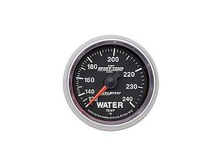Auto Meter Sport Comp II Mechanical Water Temperature Gauge