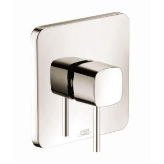 Hansgrohe Axor Urquiola 1 Handle Pressure Balance Valve Trim Kit in Polished Nickel (Valve Not Included) 11408831