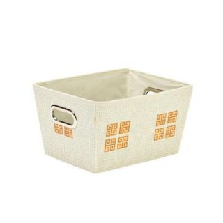 Seda France Medium Polypropylene Grommet Tote in Cameo Key Cream SF 85028