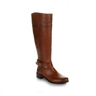 "Vince Camuto ""Jaran"" Wide Calf Tall Leather Riding Boot   7802796"
