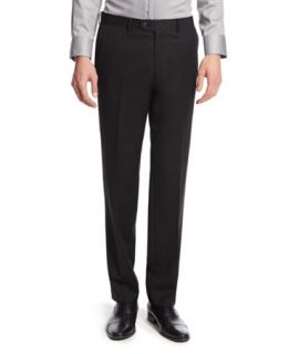 Bar III Black Solid Slim Fit Pants   Suits & Suit Separates   Men