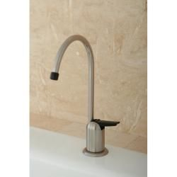 Satin Nickel Single handle Water Filter Faucet   Shopping