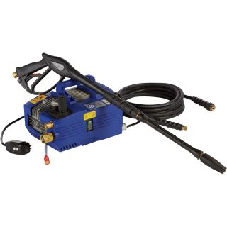 AR Blue Clean Electric Cold Water Pressure Washer — 1350 PSI, 1.9 GPM, Model# AR610