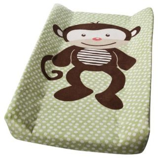 Summer Infant Monkey Changing Pad Cover   Green