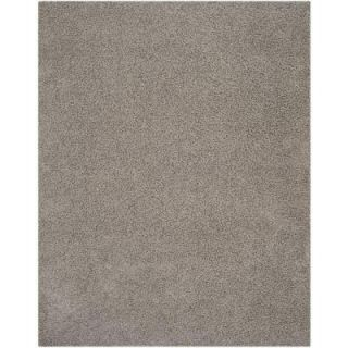 Safavieh Athens Shag Light Grey 5 ft. 1 in. x 7 ft. 6 in. Area Rug SGA119F 5