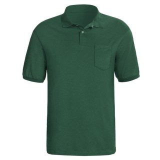 Hanes Stedman Blended Jersey Polo Shirt (For Men) 3966H 42