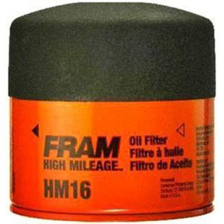 1990 2010 Chrysler Town & Country Oil Filter   Fram, Fram High Mileage