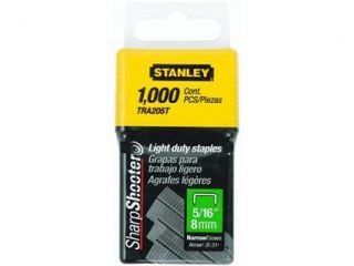 Stanley Tools Light Duty Staples.