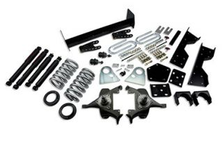 1994 1999 Dodge Ram Lowering Kits   Belltech 817ND   Belltech Lowering Kit