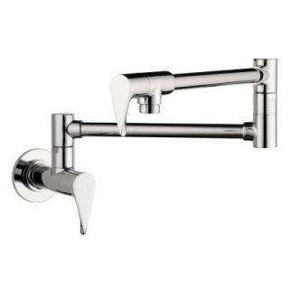 Hansgrohe Axor Citterio Wall Mounted Potfiller in Chrome 39834001