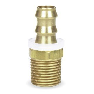 APPROVED Straight Brass Push On Hose Fitting   Push On Hose Fittings   5A255|5A255