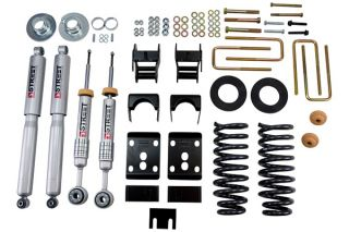 2009 2013 Ford F 150 Lowering Kits   Belltech 980SP   Belltech Lowering Kit