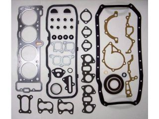 81 85 Isuzu I Mark G180Z 1817cc/G200Z 1949cc L4 8V SOHC Engine Full Gasket Replacement Kit Set FelPro: HS8621PT 1/CS8261