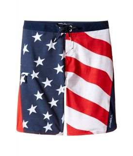 ONeill Kids Sneakyfreak Boardshorts (Big Kids) Red