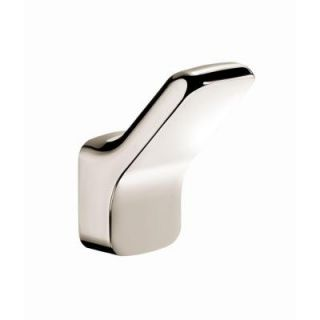 Hansgrohe Axor Urquiola Single Face Cloth Hook in Polished Nickel 42401830