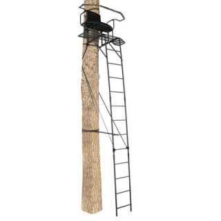 Big Game Treestands Venture 2 Person Ladder Stand