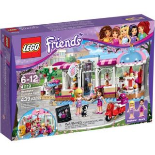 LEGO LEGO Friends Heartlake Cupcake Cafe, 41119