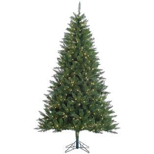 Vickerman 7.5 x 52 Lincoln Fir Tree with 500 Clear Dura lit Lights