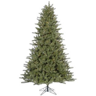Vickerman 7.5 x 55 Kennedy Fir Tree with 650 Clear Dura lit Lights