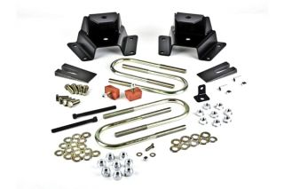 1997 2003 Ford F 150 Lowering Kits   Belltech 6418   Belltech Shackles and Hangers