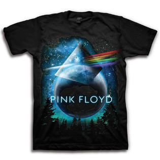 PERRYSCOPE Pink Floyd Short Sleeve T Shirt   Clothing, Shoes & Jewelry
