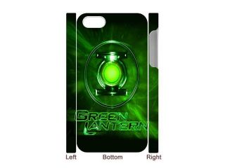 3D Print US Hot Comics Super Heroes&Green Lantern Background Case Cover for iPhone 4/4S   Personalized Hard Cell Phone Back Protective Case Shell Perfect as gift