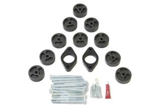 2007 2011 Jeep Wrangler Lift Kits   Performance Accessories PA991   Performance Accessories Body Lift Kit