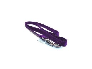 Hamilton Pet Company Single Thick Nylon Lead, Hot Purple, 3/4 X 4   SLT 4PU