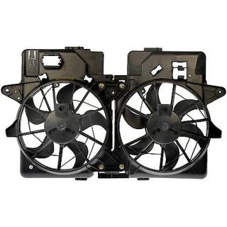 Dorman   OE Solutions Radiator Fan Assembly Without Controller 621 035