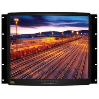 Tote Vision LED 1908HDR Rack Mount LCD Monitor LED 1908HDR