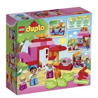LEGO DUPLO Café Building Set   Toys & Games   Blocks & Building Sets