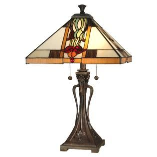 Dale Tiffany Natalie Mission Table Lamp   Home   Home Decor   Lighting