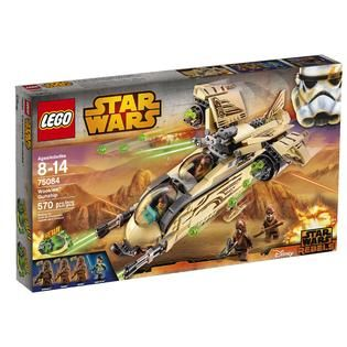LEGO Star Wars Wookiee Gunship   Toys & Games   Blocks & Building Sets