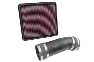 2007 2013 Toyota Tundra Cold Air Intakes   K&N 57 9031   K&N 57 Series FIPK Air Intake (50 State Legal)