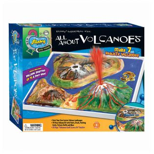 Scientific Explorer All About Volcanoes   Toys & Games   Learning