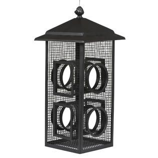 Birdscapes Fly Thru Wild Bird Feeder   Outdoor Living   Outdoor Decor