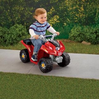 Fisher Price Power Wheels Lil' Kawasaki 6 Volt Battery Powered Ride On