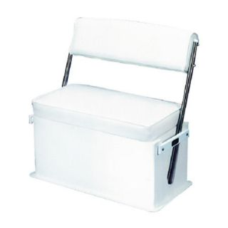 Todd Center Console Swingback Seat With 50 Quart Capacity