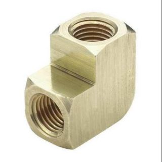 Parker Extruded Union Elbow, 90 Degrees, 2200P 6 6
