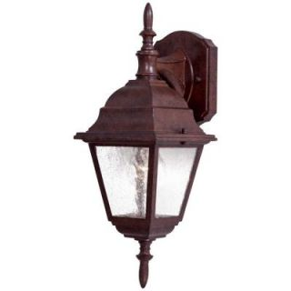 the great outdoors by Minka Lavery Bay Hill Wall Mount 1 Light Antique Bronze Outdoor Lantern 9067 91