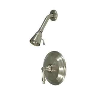 Elements of Design St. Louis 2.25 in 2.5 GPM (9.5 LPM) Satin Nickel Showerhead
