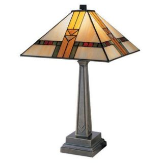 Dale Tiffany 8655/551 Mission Table Lamp