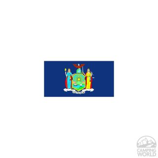 New York State Flag   Two Group Flag 23533   Flags & Accessories