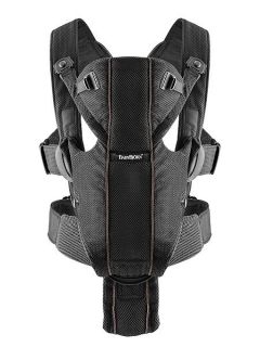 BabyBjorn Baby carrier miracle Black