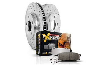 2002 Ford Expedition Performance Brake Kits   Power Stop K5414 36   Power Stop Truck & Tow Brake Kit