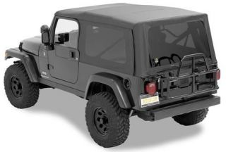 Bestop   Bestop Supertop Soft Top (Black Diamond) NX Style, 54721 35   Fits 2004 to 2006 LJ Wrangler Unlimited and Rubicon Unlimited